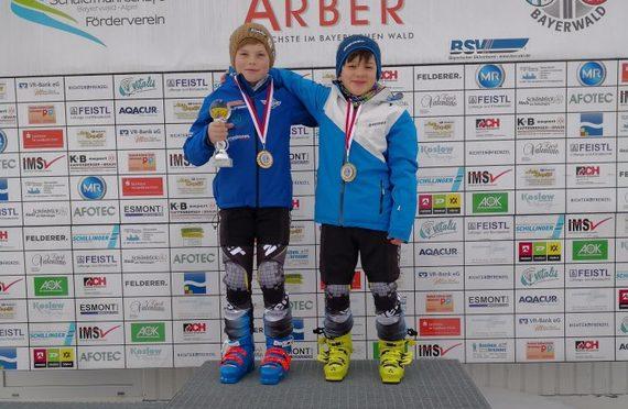 Rennbericht Unserer Alpinen Mannschaft