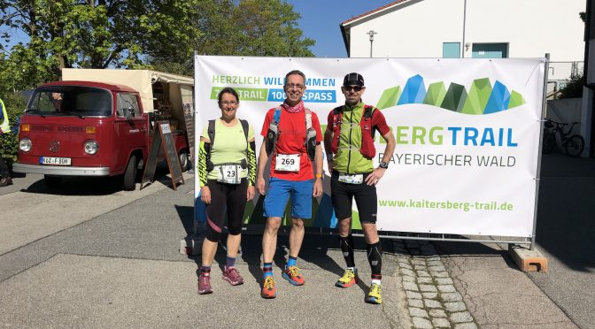 WSV Läufer beim Kaitersbergtrail